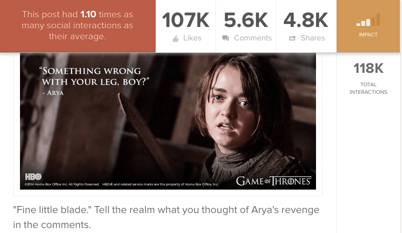 Arya HBO TM