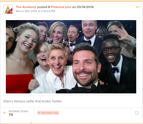 The Oscars: Content and event marketing 2