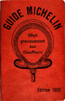 History of content marketing: Michelin guide