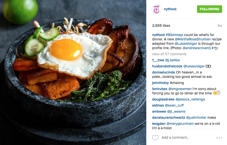 Instagram best practices the five r method for success b2b instagram best practices nyt food recipe forumfinder Images