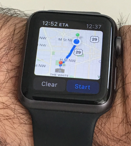 Natural Language Processing: Apple Watch