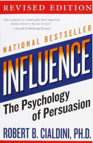 Book on marketing influence