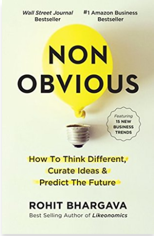 How to Think Different, Curate Ideas & Predict the Future