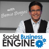 Best Marketing Podcasts -- Social Business Engine
