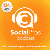Best Marketing Podcasts -- SocialPros