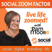 Best Marketing Podcasts -- Pam Moore