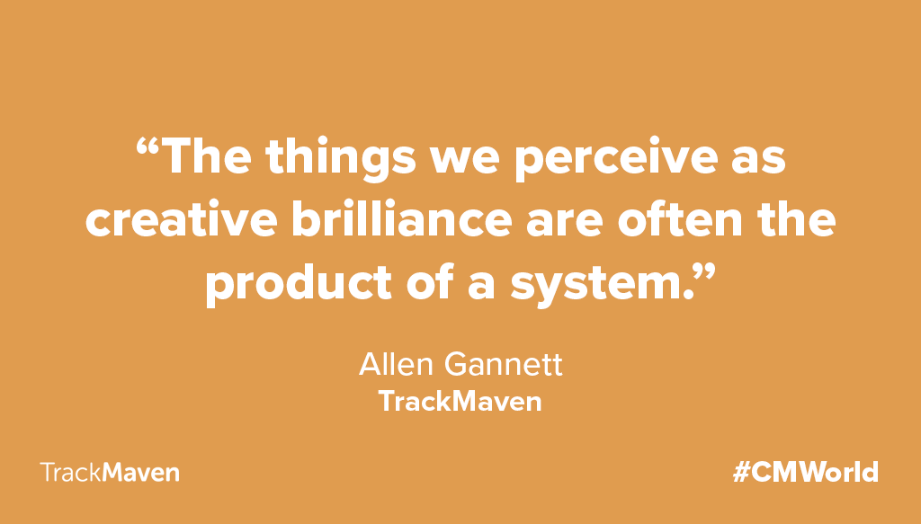 content marketing quotes allen gannett 2