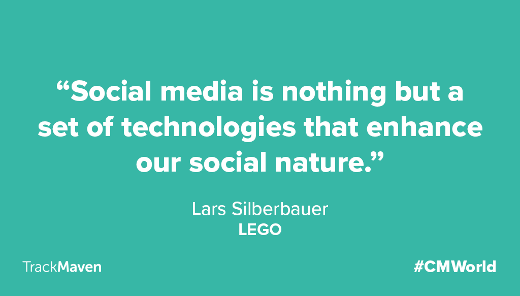 content marketing quotes lego