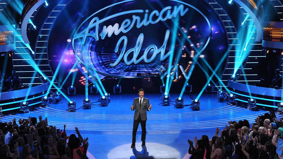 American Idol as an example of digital marketing in the entertainment industry.